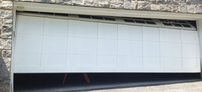 garage door off trackThree Beaches Garage Door  Off Track Garage Door Repair Redondo