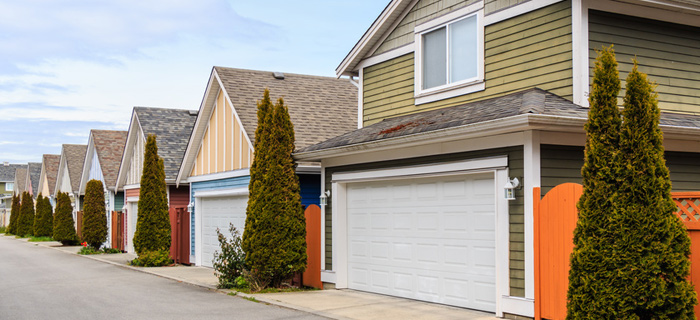 Replace garage door Redondo Beach