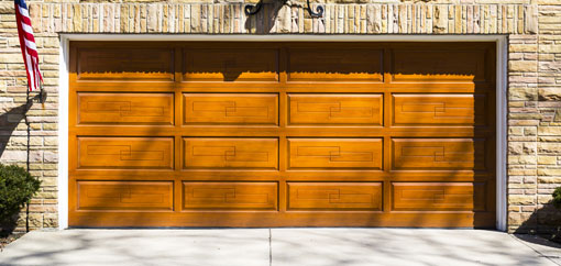 Wood garage door installment Redondo Beach